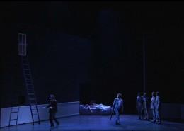 """Acte II, scène 4: """"Ferite pur, ferite"""""""